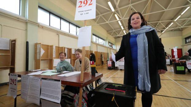 ایرلند انتخابات پسا برگزیت
