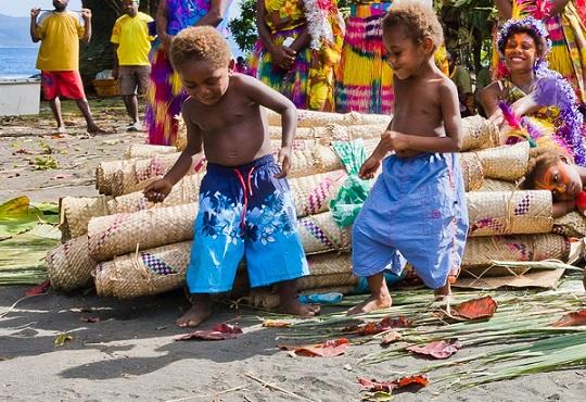 وانواتو، چهارمین کشور شاد جهان/ چرا؟ (+عکس)