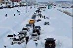 برف گیلان؛ از هشدار تا بحران (فیلم)
