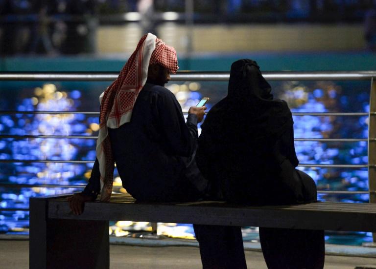 روابط جدید زن و مرد در عربستان