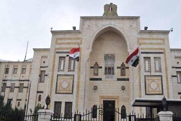 پارلمان سوریه «نسل کشی ارامنه» را به رسمیت شناخت