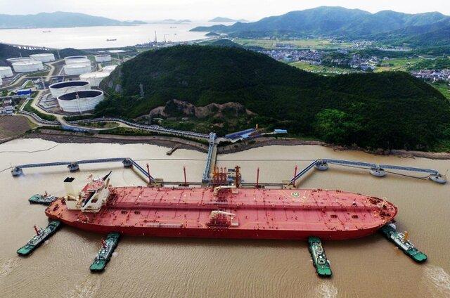 آخرین وضعیت واردات نفت کره جنوبی از ایران
