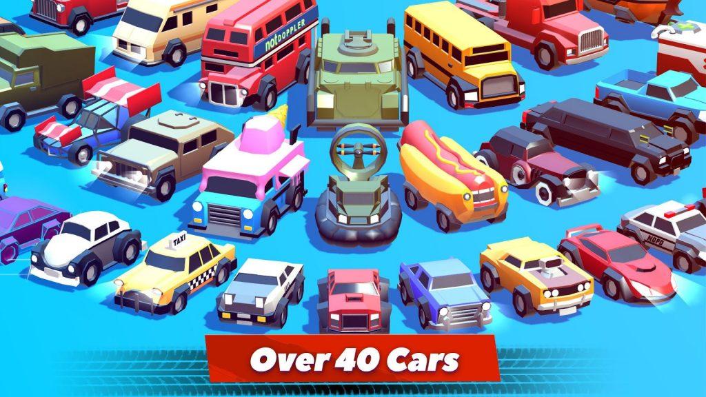 دانلود بازی Crash of Cars