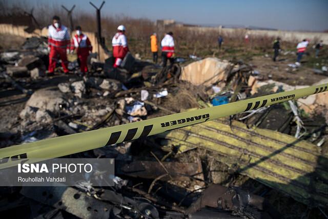 درخواست 5 کشور از ایران برای تحویل جعبه سیاه هواپیمای اوکراینی