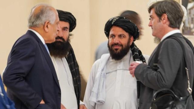 توافقنامه صلح طالبان و آمريكا