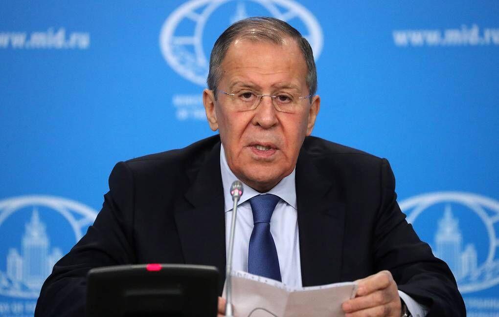 لاوروف: به دنبال حل اختلافات ایران و آمریکا از طریق گفت وگو هستیم
