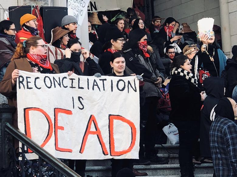 کانادا و اختلال ریلی