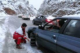 آخرین وضعیت راههای کشور؛ جاده چالوس باز شد