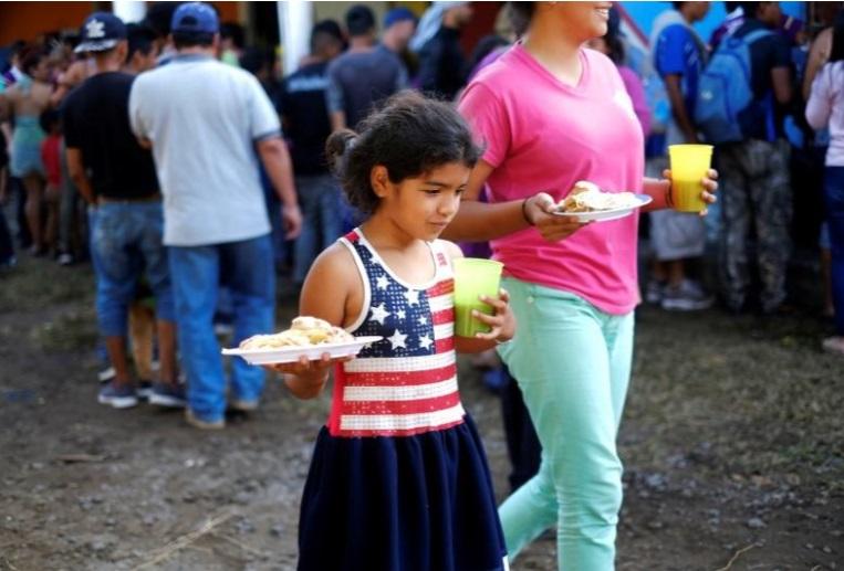 مهاجر هندوراسی مکزیک