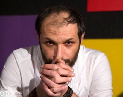پیام رامین پرچمی از زندان: دوست دارم دوباره به جامعه و صحنه برگردم