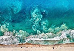 منتخب تصاویر هوایی گرفته شده از زمین
