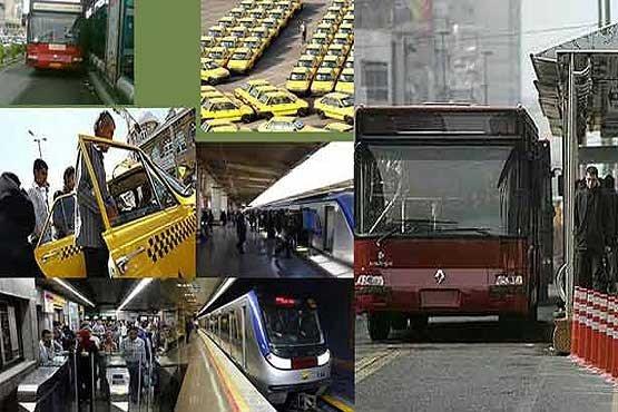 جزییات افزایش کرایههای حمل و نقل عمومی در سال ۹۹