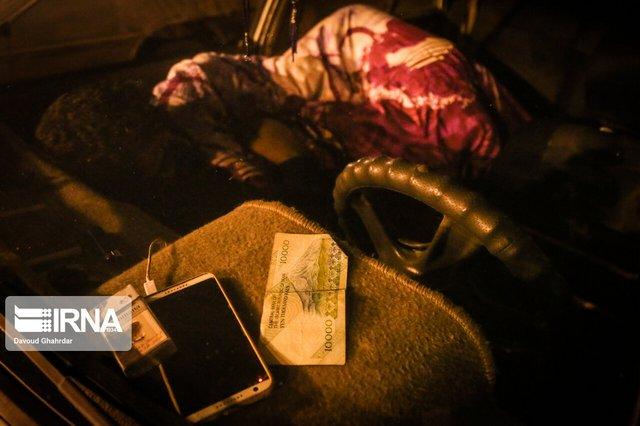 مرزنشینانی که در پایتخت ماشین خواب شده اند