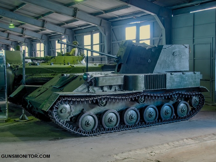 اولین ضد هوایی خودکششی تولید انبوه در شوروی!(+تصاویر)