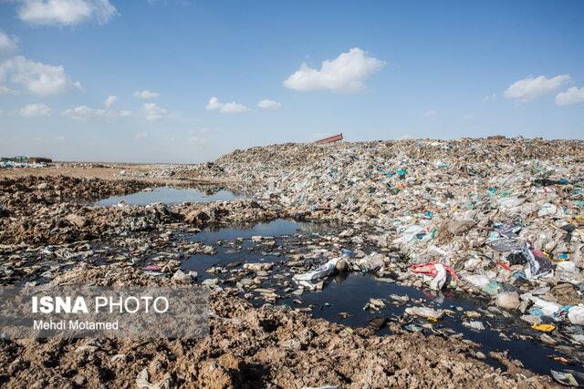 بحران پسماند در قزوین؛ ظرفیت تکمیل است زباله نیاورید!