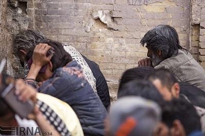 رئیس پلیس پایتخت: برخی معتادان را ۱۰ بار جمع کردهایم