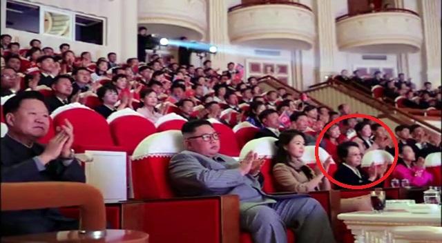 تصویر کمتر دیده شده از عمه رئیس کره شمالی (عکس)