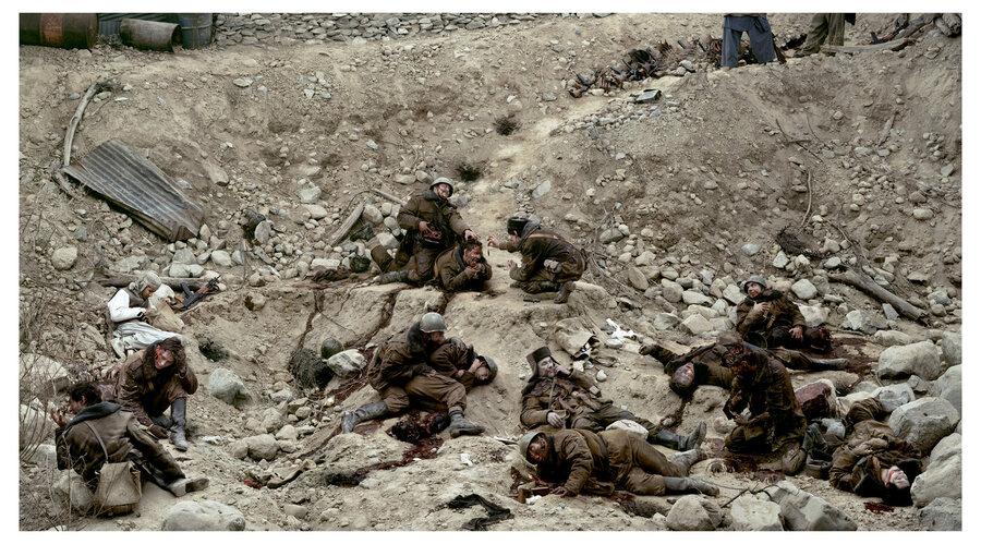 سربازان مرده، جف وال