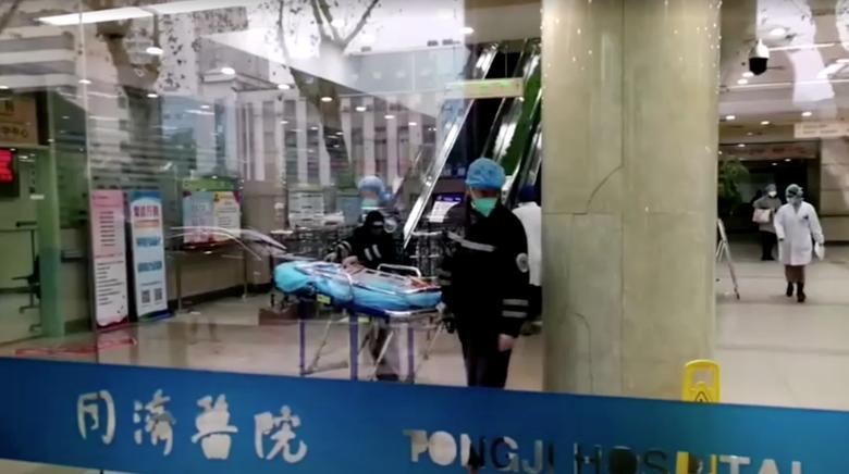ووهان چین کرونا ویروس