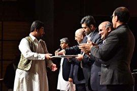 اعطای گواهی درجه یک هنری به ۴ هنرمند موسیقی سیستان و بلوچستان