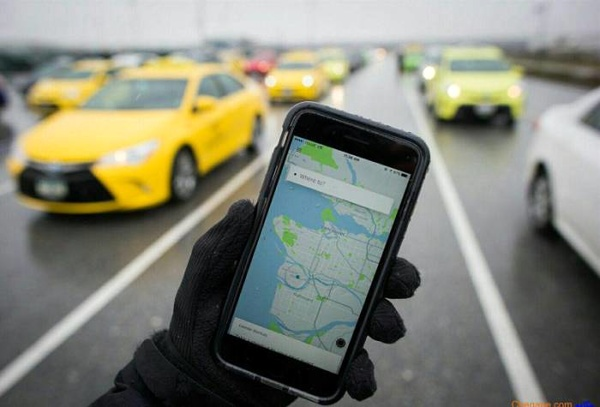 ثبتنام تاکسیهای اینترنتی در سامانه «سماس»