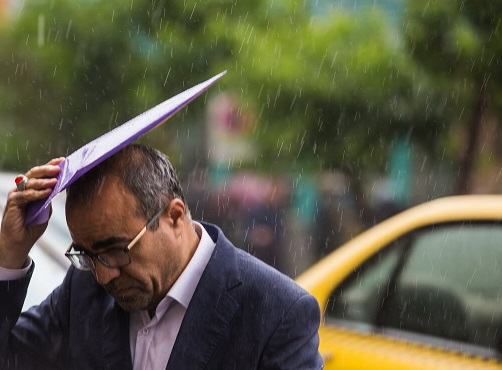 تهران از فردا بارانی میشود