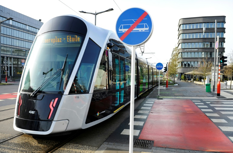 حمل و نقل لوکزامبورگ رایگان
