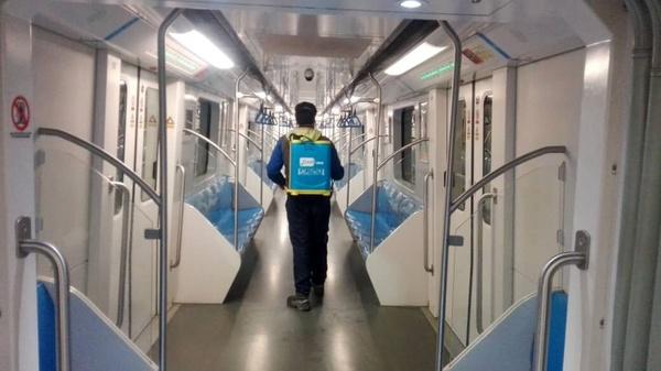 کارگران مترو تهران: در معرض ابتلا به هر نوع بیماری هستیم