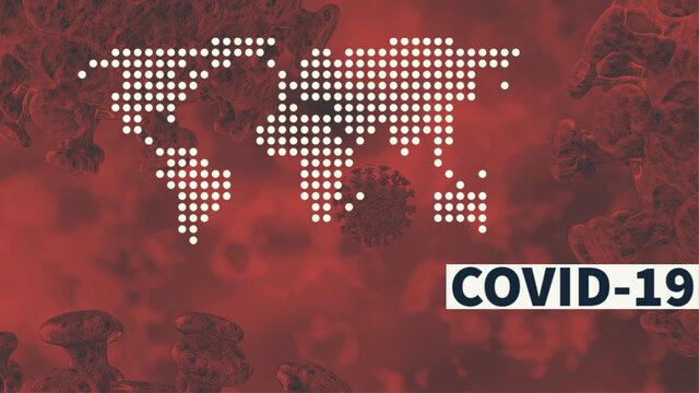 تلفات جهانی کرونا به ۲۹۷۶ تن رسید