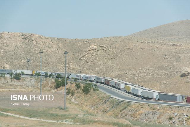 مرز ایران با عراق برای انجام صادرات باز شد