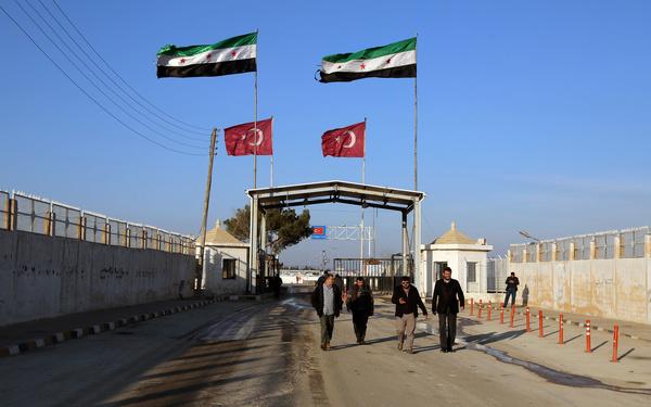 ترکیه دو جنگنده سوریه را سرنگون کرد