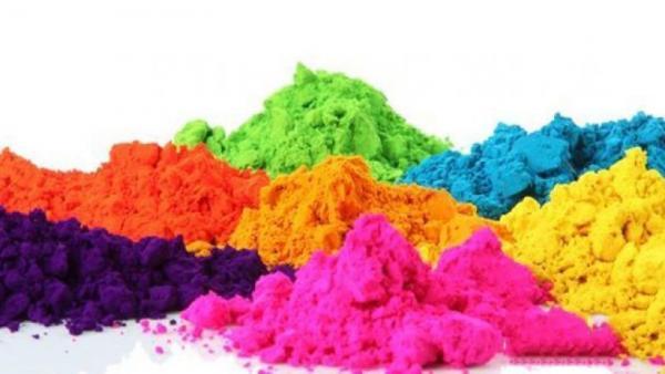 رنگهای متنوع