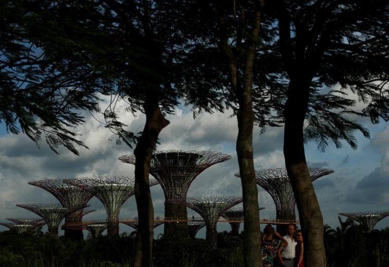 کرونا سنگاپور