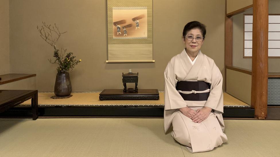 مسافرخانه 200 ساله ژاپن