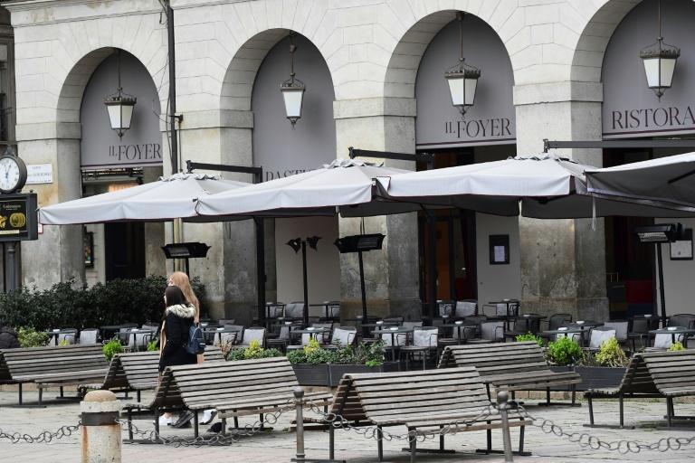 رستوران های متروک میلان ایتالیا