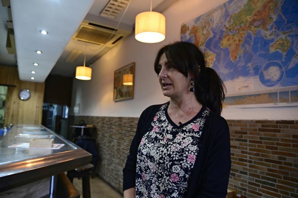 رستوران مهاجران مادرید