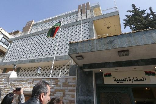 حمایت بشار اسد از دولت موازی لیبی / دمشق، ژنرال خلیفه حفتر را به رسمیت شناخت