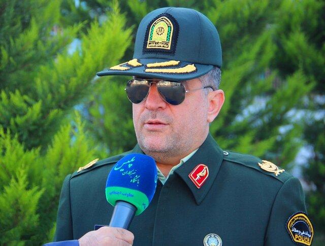 فرمانده انتظامی