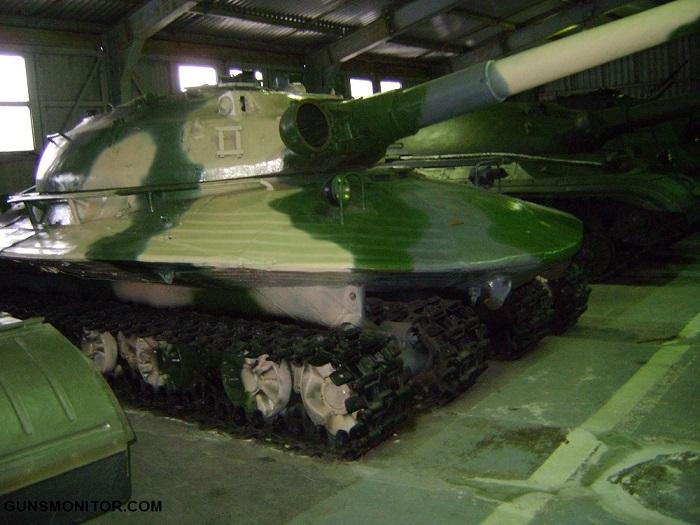 آبجکت 279؛ ماشین نظامی 60 تنی روس!(+تصاویر)