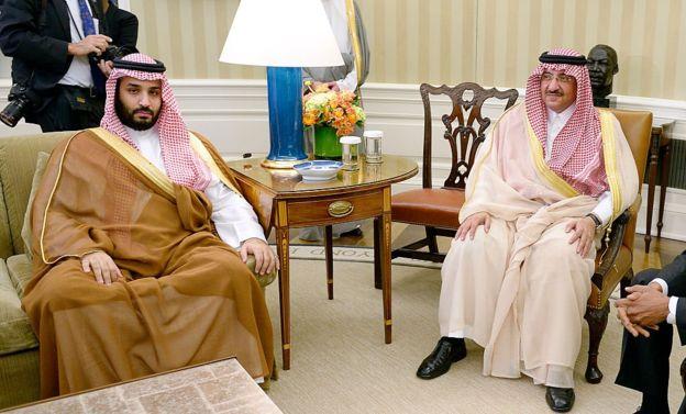 دستگیری 3 شاهزاده ارشد سعودی به دستور