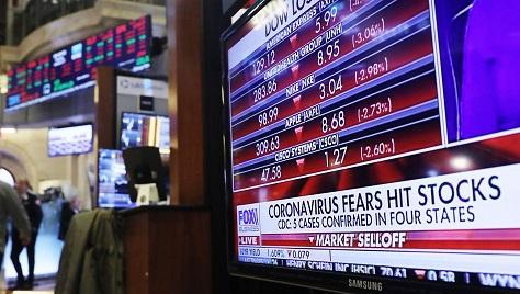 ضربه ۲.۷ تریلیون دلاری کرونا بر پیکر اقتصاد جهان