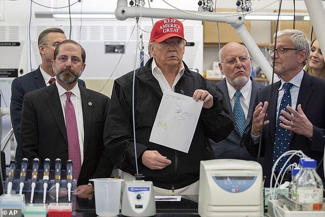 ترامپ پزشک
