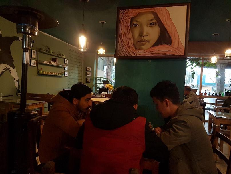 فعالان زن در افغانستان