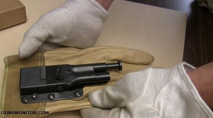 اسلحه ای مخفی؛ از جنگ جهانی تا فیلم تارانتینو! (+تصاویر)