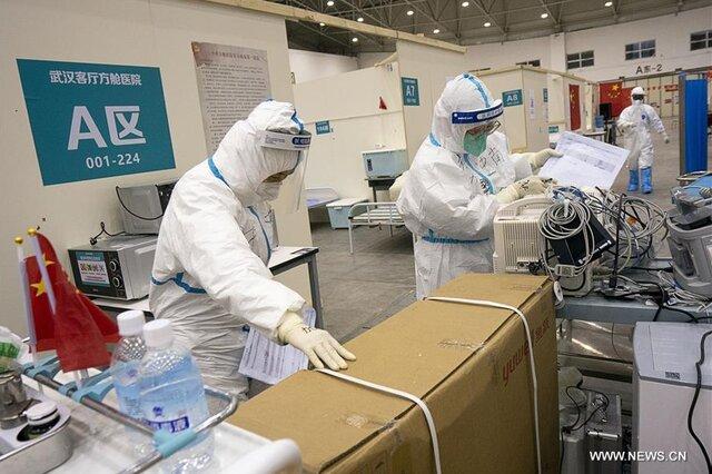 آخرین آمار از قربانیان کروناویروس در چین