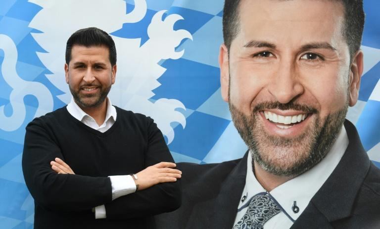 مسلمان آلمان کاندیدا