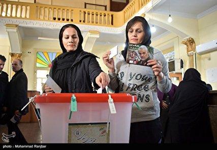 انتخابات۹۸ در سراسر ایران/ عکس