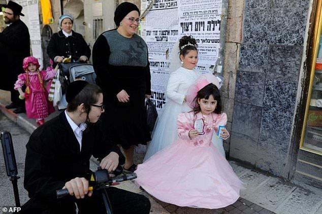 جشن های مذهبی کرونا اسراائیل پوریم
