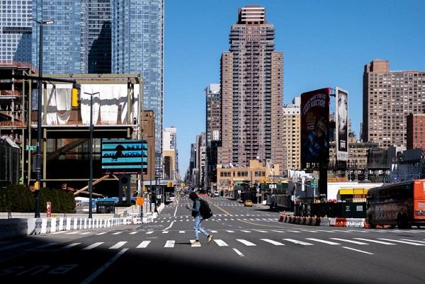 تعطیلی نیوریورک و لسآنجلس / بانکهای مرکزی جهان به دنبال کاهش اثرات کرونا