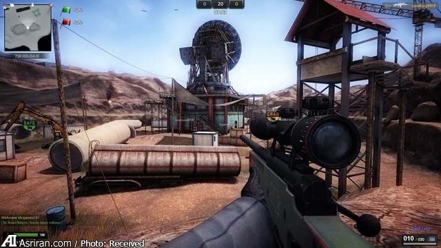 بازی آنلاین زولا
